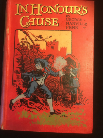 'In Honours Cause' by George Manville Fenn, Antiquarian Book